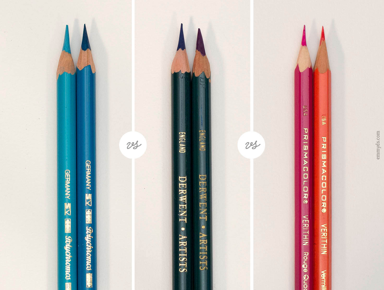 polychromos-vs-artists-vs-verithin